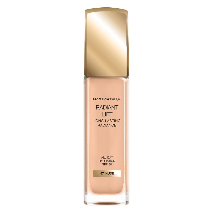 Max Factor Radiant Lift Foundation SPF30 30ml, #047 Nude