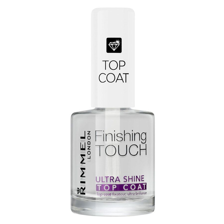 Rimmel London Finishing Touch Ultra Shine Top Coat (12ml)