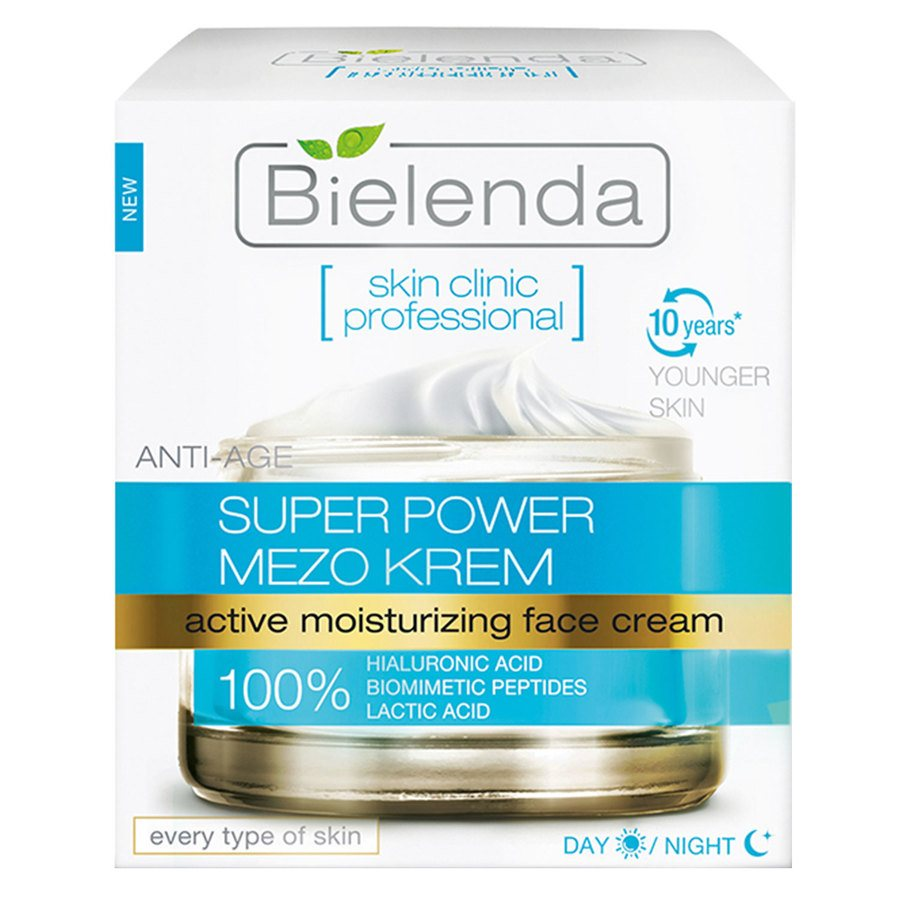 Bielenda Skin Clinic Professional Active Moisturizing Face Cream 50ml