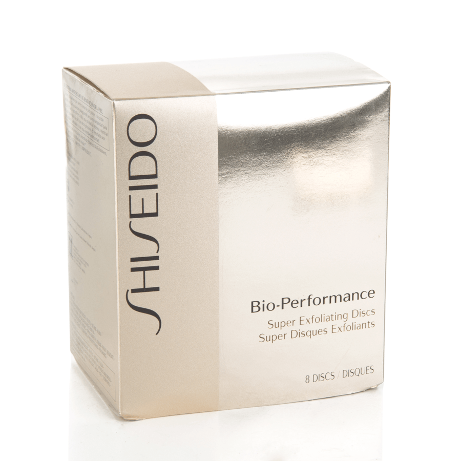 Shiseido Bio-Performance: Super Exfoliating Discs (6 g x 8)
