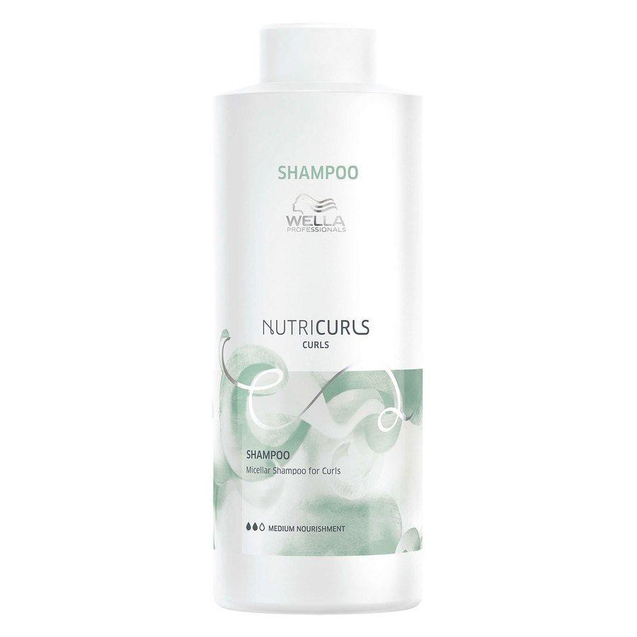 Wella Professionals Nutricurls Micellar Szampon For Curls (1000 ml)