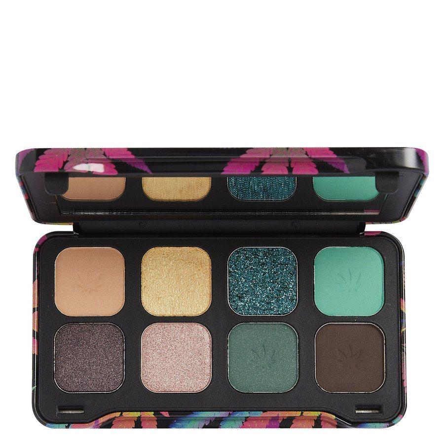 Makeup Revolution Forever Dynamic Chilled Palette 8 x 1g