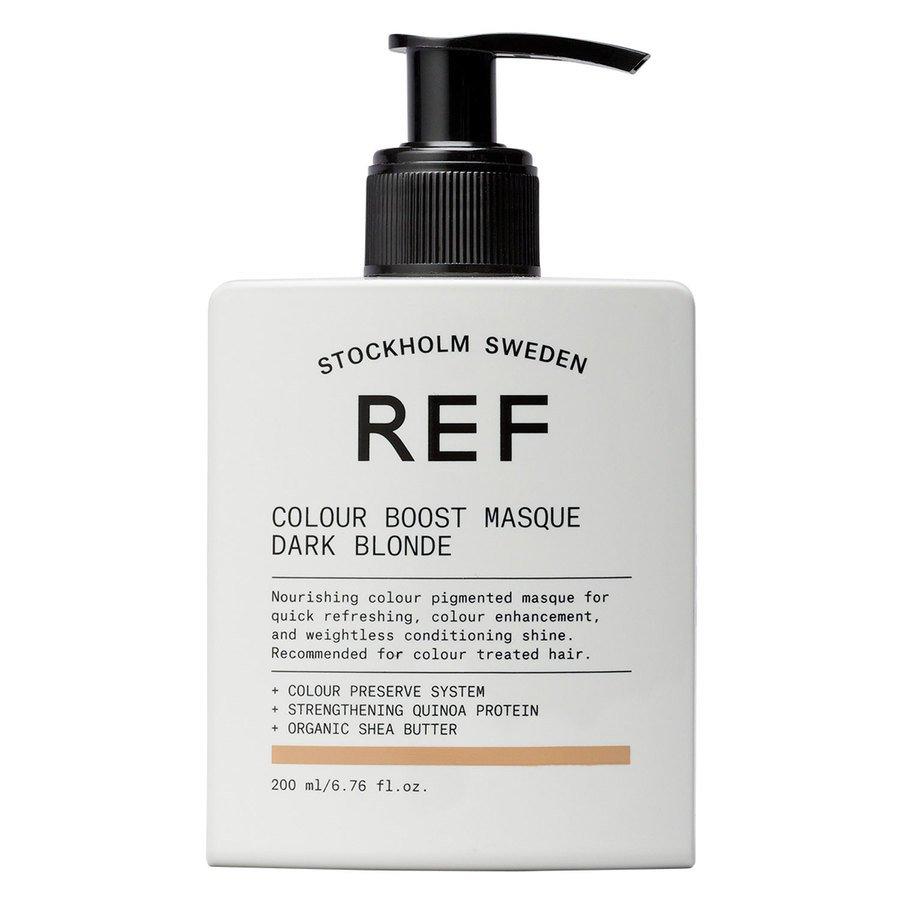 REF Color Boost Masque Dark Blonde (200 ml)