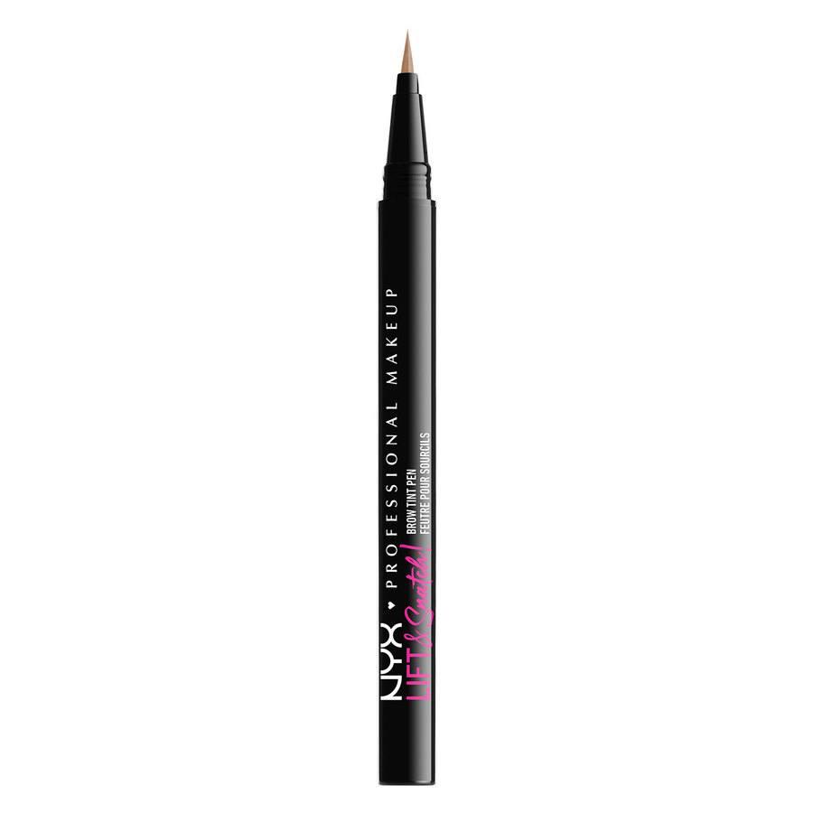 NYX Professional Makeup Lift & Snatch Brow Tint Pen 1ml, Taupe