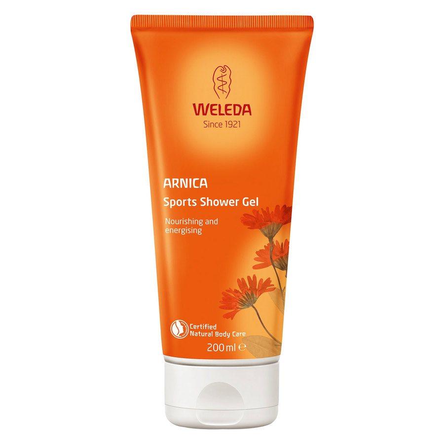 Weleda Arnica Sport Shower Gel (200 ml)