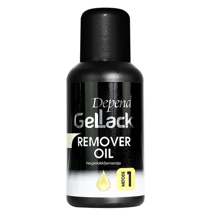 Depend Gellack Remover Oil (35 ml)