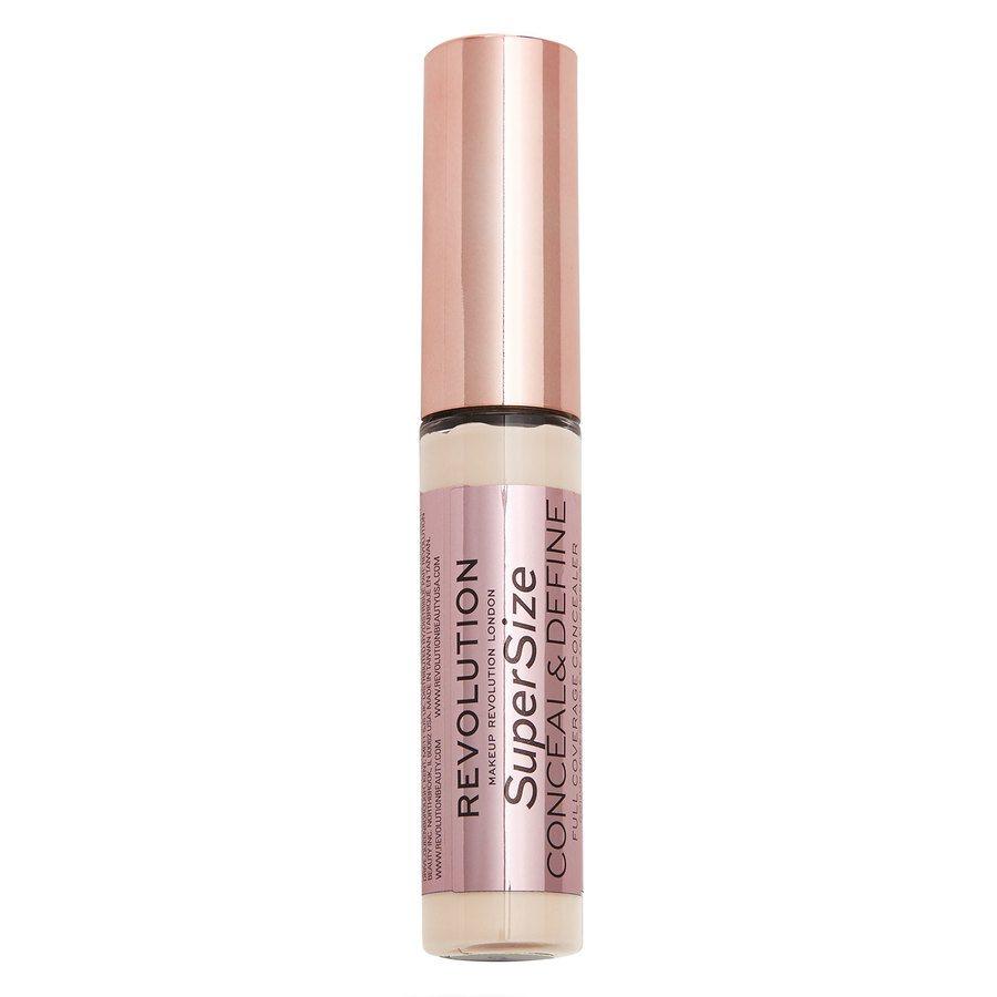 Makeup Revolution Conceal & Define Supersize, C2