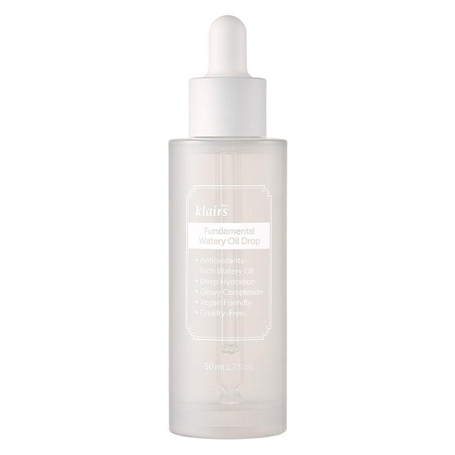 Klairs Fundamental Watery Oil Drop (50 ml)