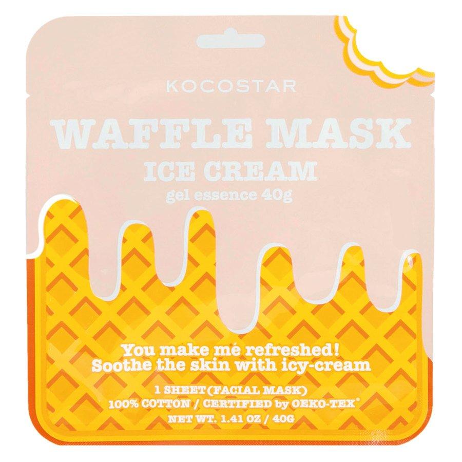 Kocostar Waffle Mask Icecream (40 g)
