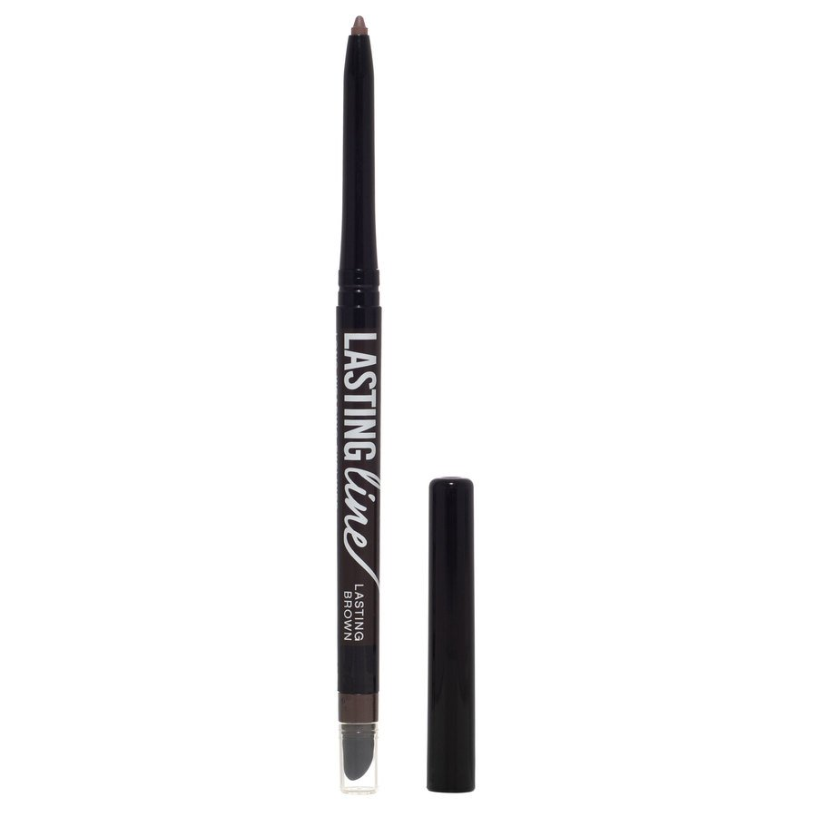bareMinerals Moxie Plumping Lipgloss(0,35 g), Brązowy