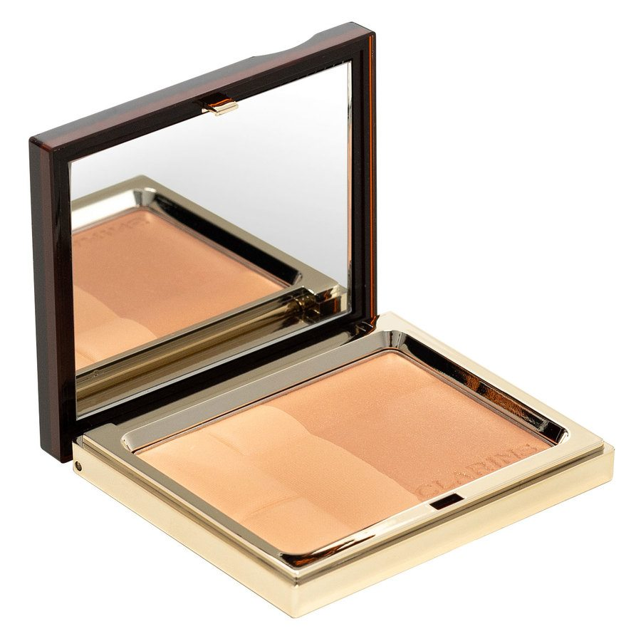 Clarins Bronzing Duo SPF15 Mineral Powder Compact (10 g), # 01 Light