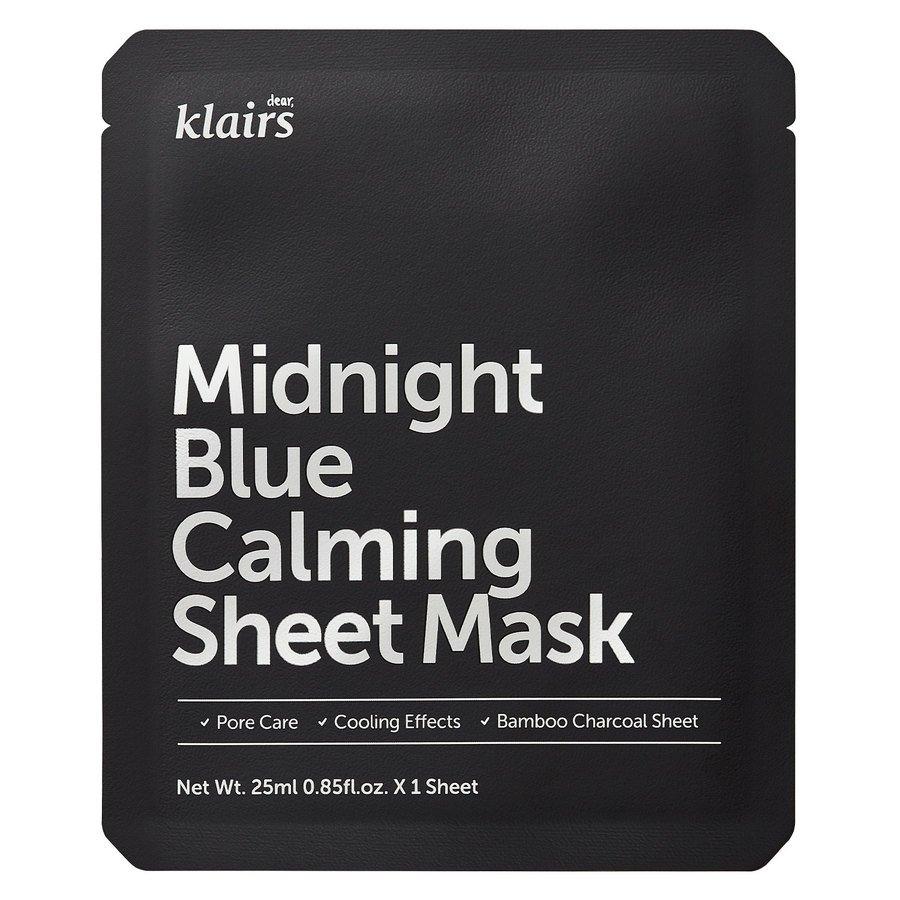 Klairs Midnight Blue Calming Sheet Mask (25 ml)