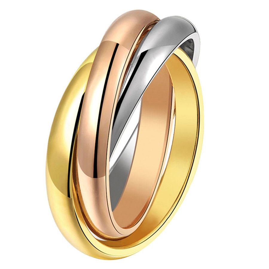 Shelas Stainless Steel Ring Small