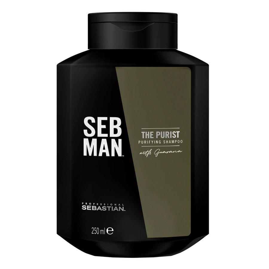 Seb Man The Purist Purifying Szampon (250ml)