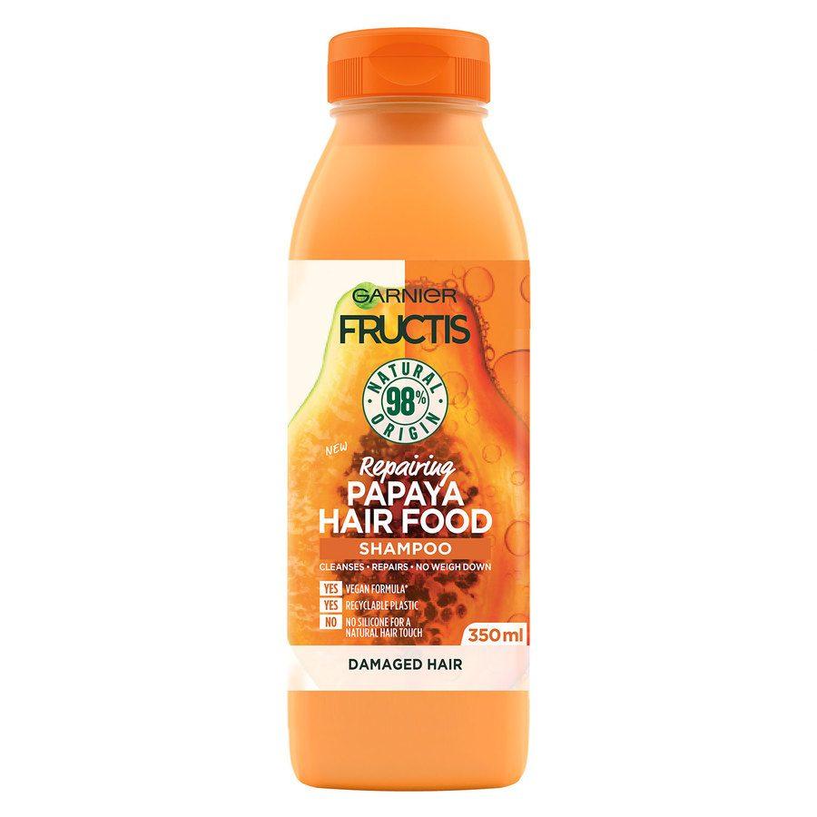 Garnier Fructis Hair Food Shampoo Papaya (350 ml)