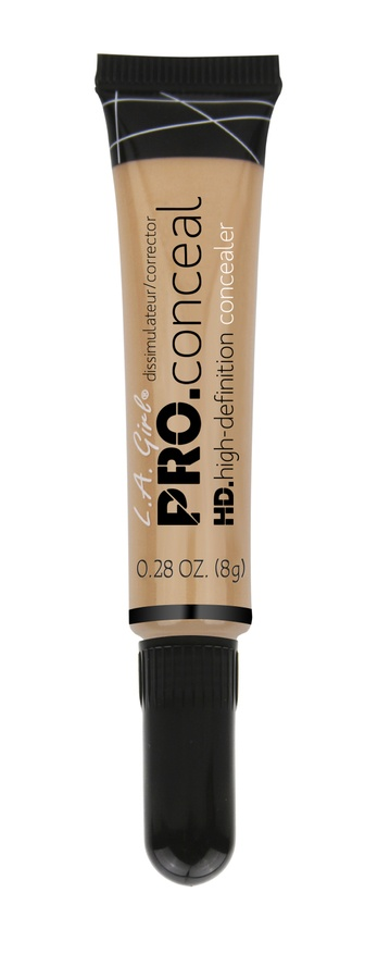 L.A. Girl Cosmetics Pro Conceal HD Concealer, Creamy Beige GC973 (8 g)
