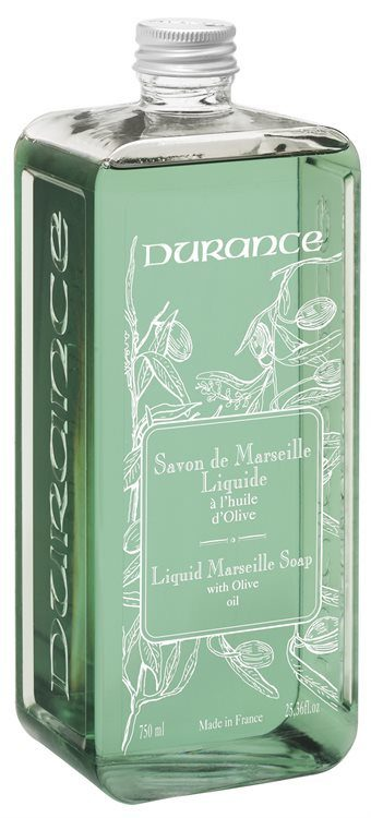Durance Liquid Marseille Soap With Olive Oil Refill (750 ml)