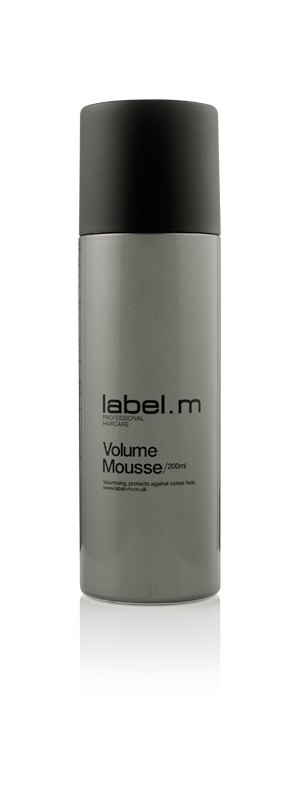 label.m Volume Mousse Schaumfestiger (200 ml)