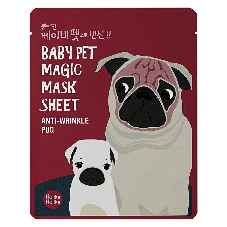Holika Holika Baby Pet Mask Magic Sheet, Pug (22 ml)