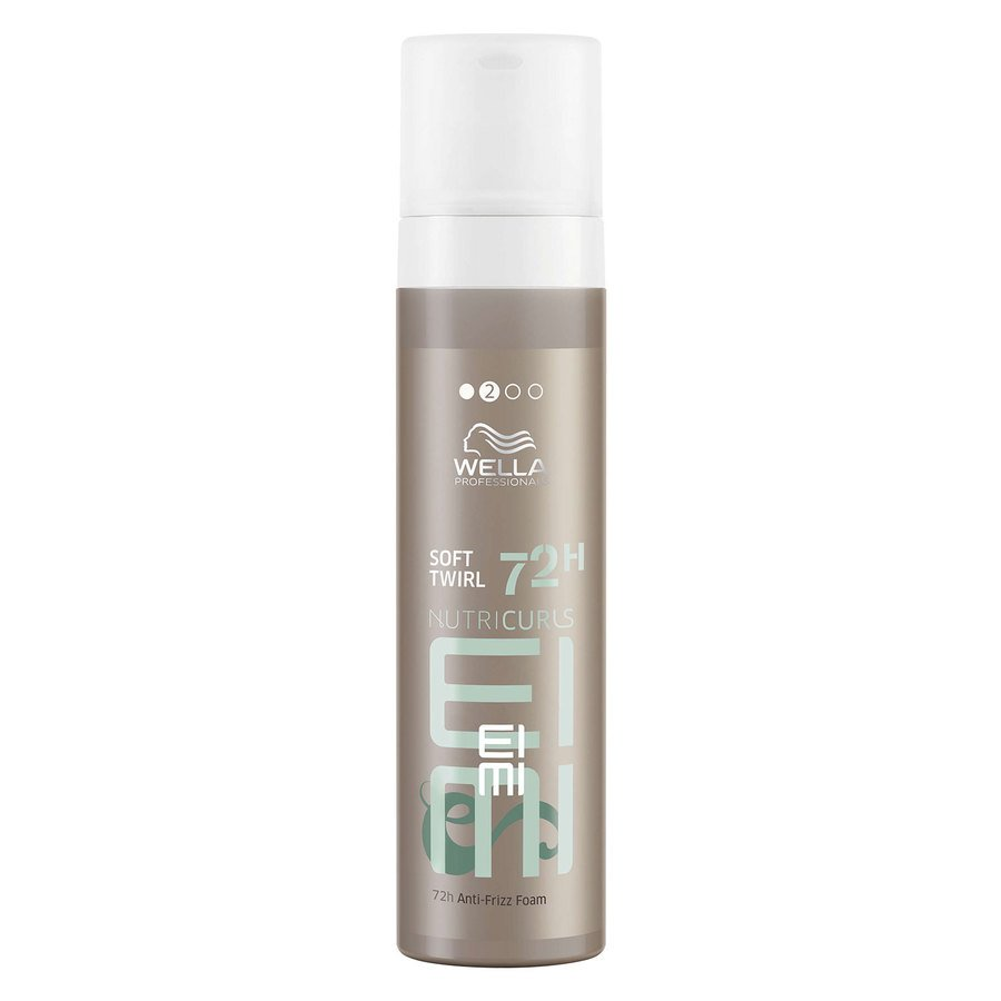 Wella Professionals Eimi Nutricurls Soft Twirl 72h Anti-Frizz Foam (200 ml)