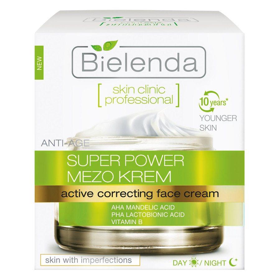 Bielenda Skin Clinic Professional Active Correcting Face Cream 50ml