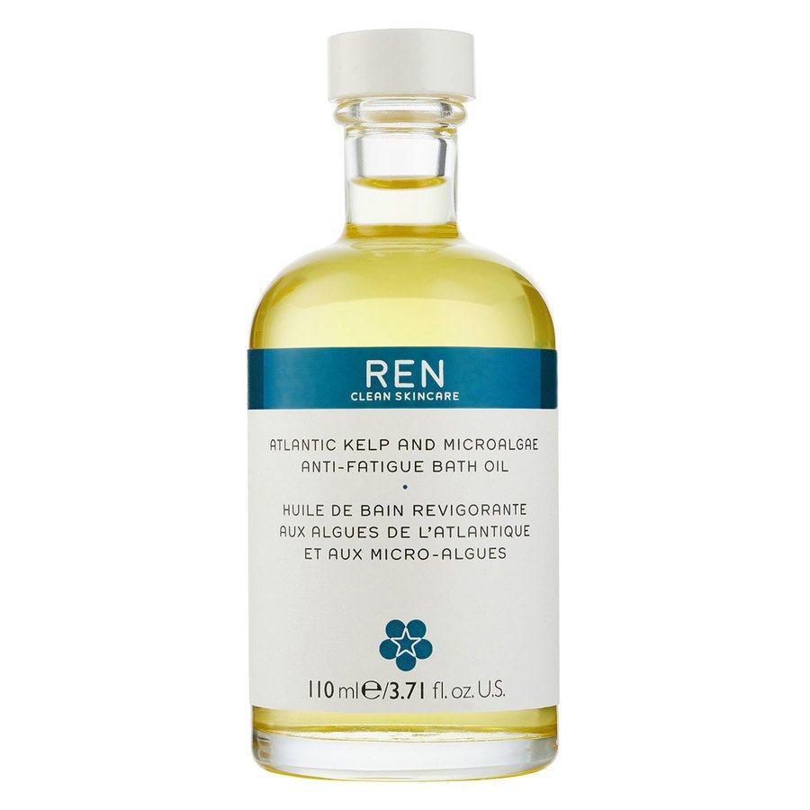 REN Clean Skincare Atlantic Kelp Bath Oil (110 ml)