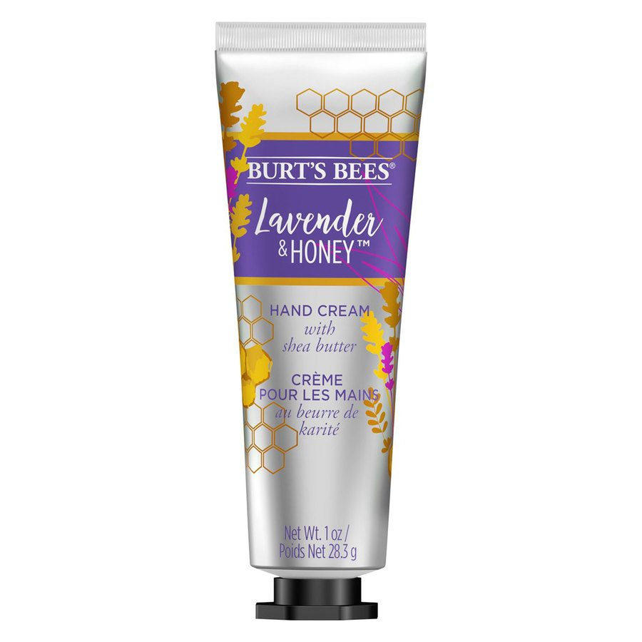 Burt`s Bees Purse Size Hand Cream - Lavender & Honey
