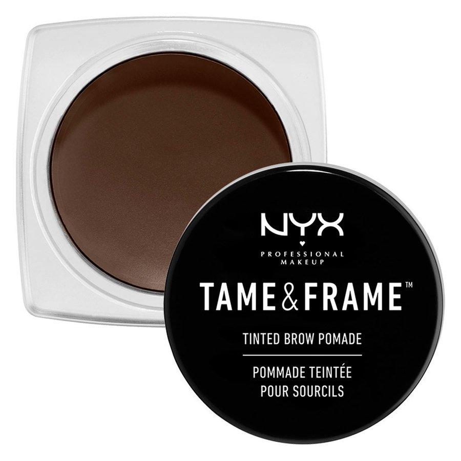 NYX Professional Makeup Tame & Frame Tinted Brow Pomade, 04 Espresso TFBP04