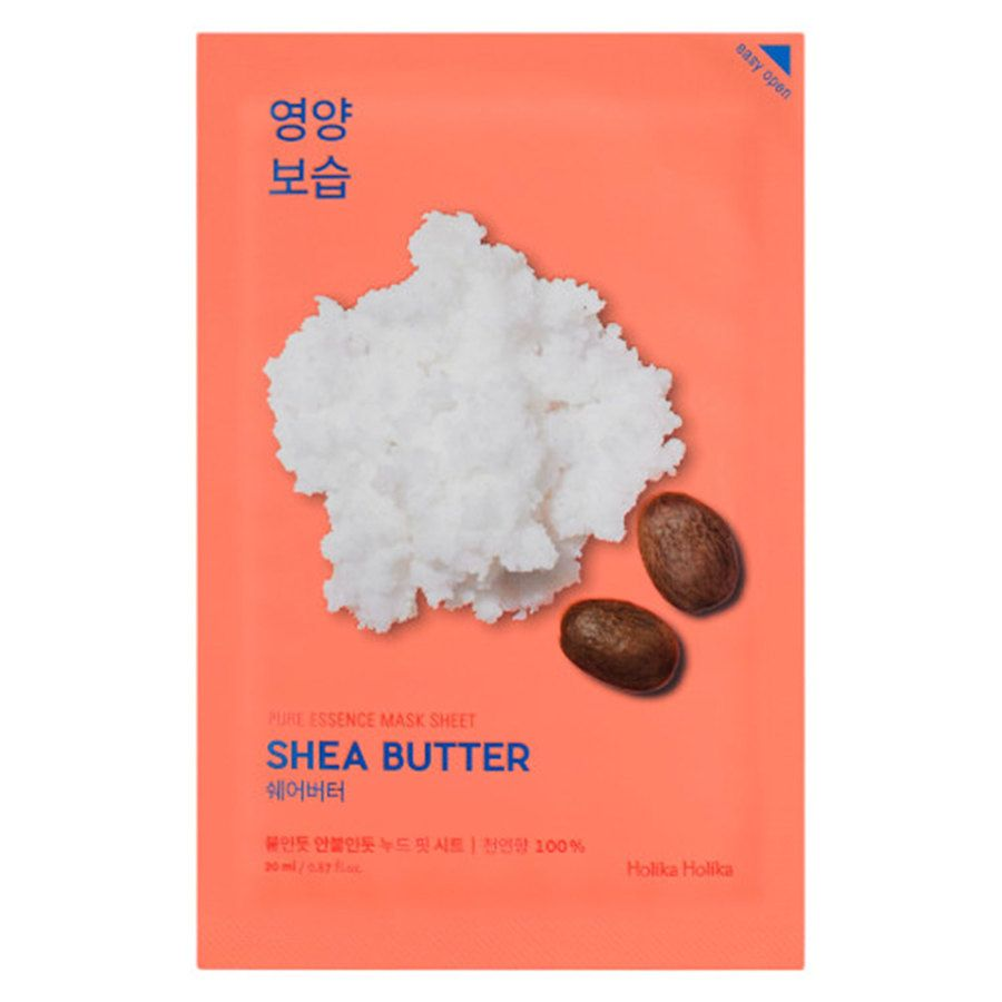 Holika Holika Pure Essence Mask Sheet Shea Butter (23 ml)