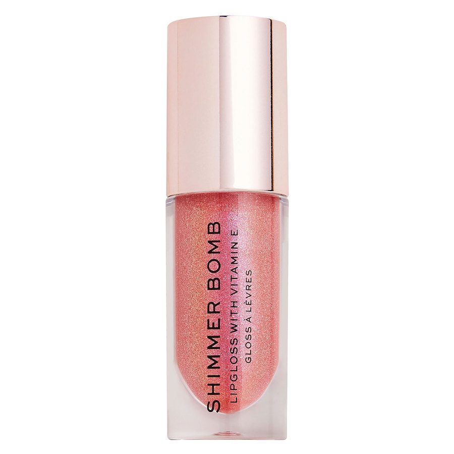 Makeup Revolution Shimmer Bomb Lip Gloss (4,5 ml) ─ Daydream