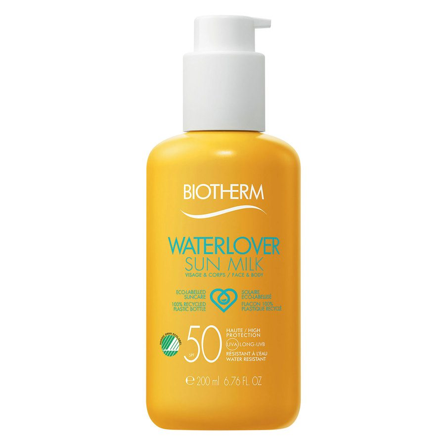 Biotherm Waterlover Sun Milk SPF 50 (200 ml)