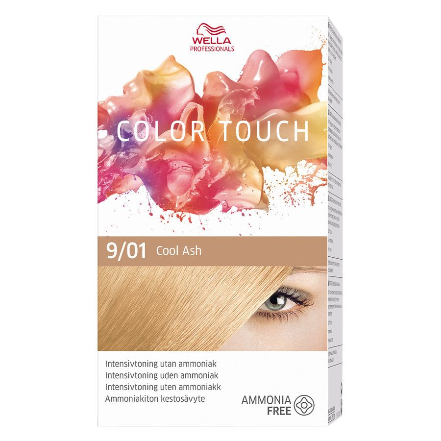 Wella Professionals Color Touch 9/01 Cool Ash