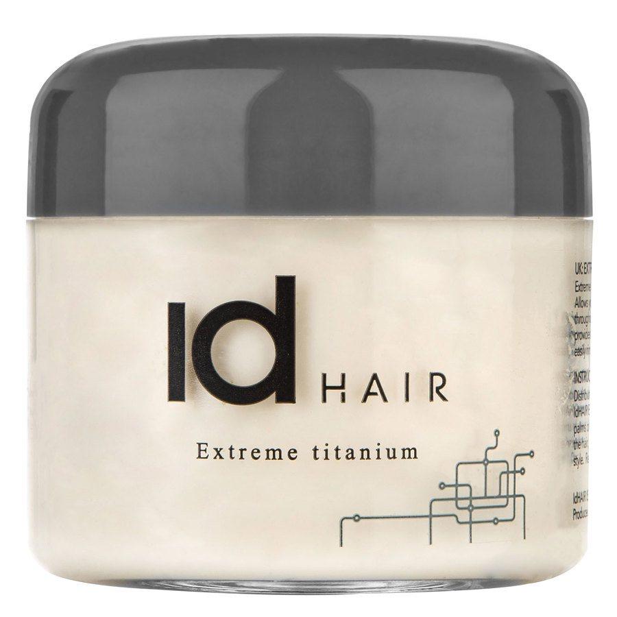 Id Hair Extreme Titanium Wax (100 ml)