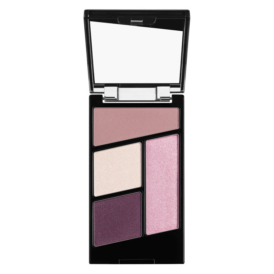 Wet'n Wild Color Icon Eyeshadow Quads, Petalette