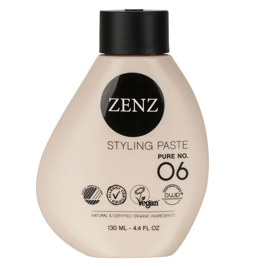 Zenz Organic No. 06 Pure Styling Paste 130ml