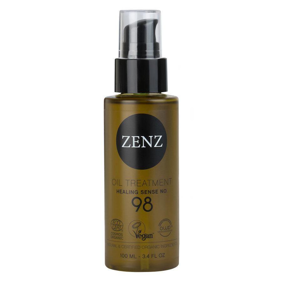 Zenz Organic No. 98 Oil Treatment Healing Sense 100ml