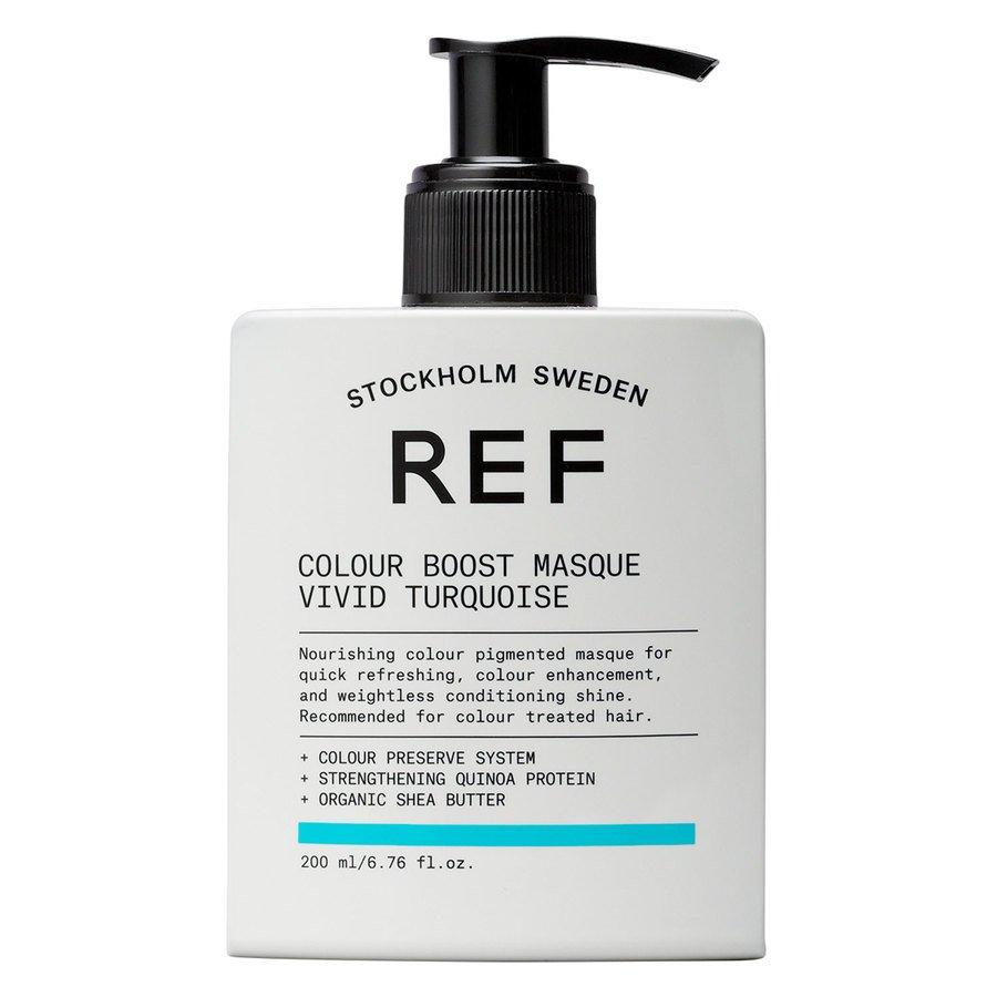 REF Color Boost Masque Vivid Turquoise (200 ml)