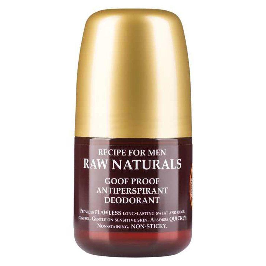 Raw Naturals Goof Proof Antiperspirant Deodorant (60ml)