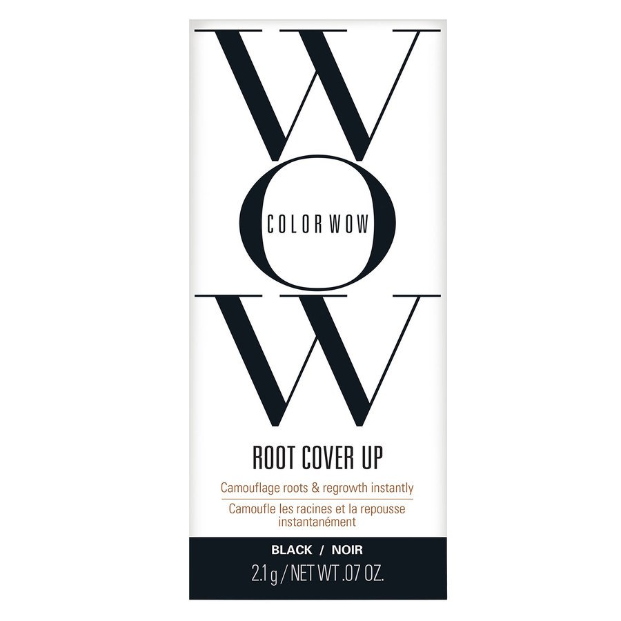 Color Wow Root Cover Up Black (2,1 g)