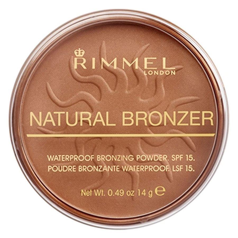 Rimmel Natural Bronzer, Sun Bronze 022 (14 g)