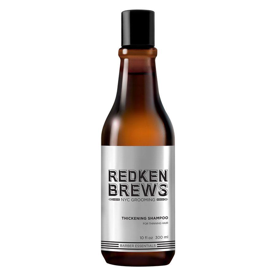 Redken Brews Thickening Shampoo (300 ml)