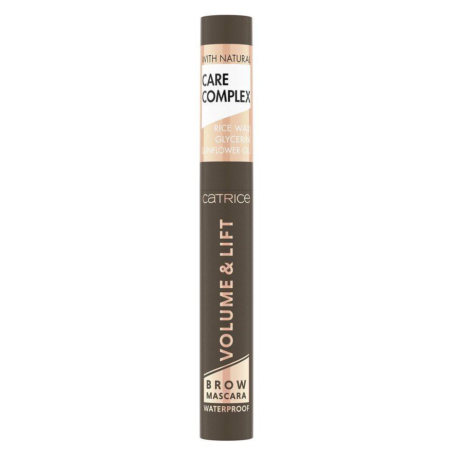 Catrice Volume & Lift Brow Mascara Waterproof 5ml, 030 Medium Brown