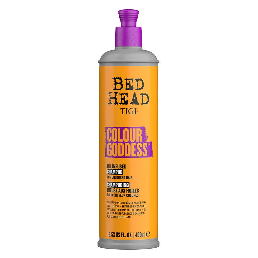 Tigi Bedhead Color Goddess Shampoo 400 ml