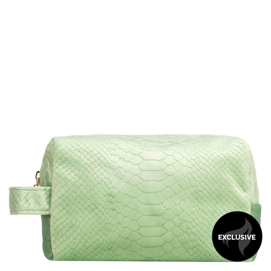 Shelas Makeup Bag Turquoise