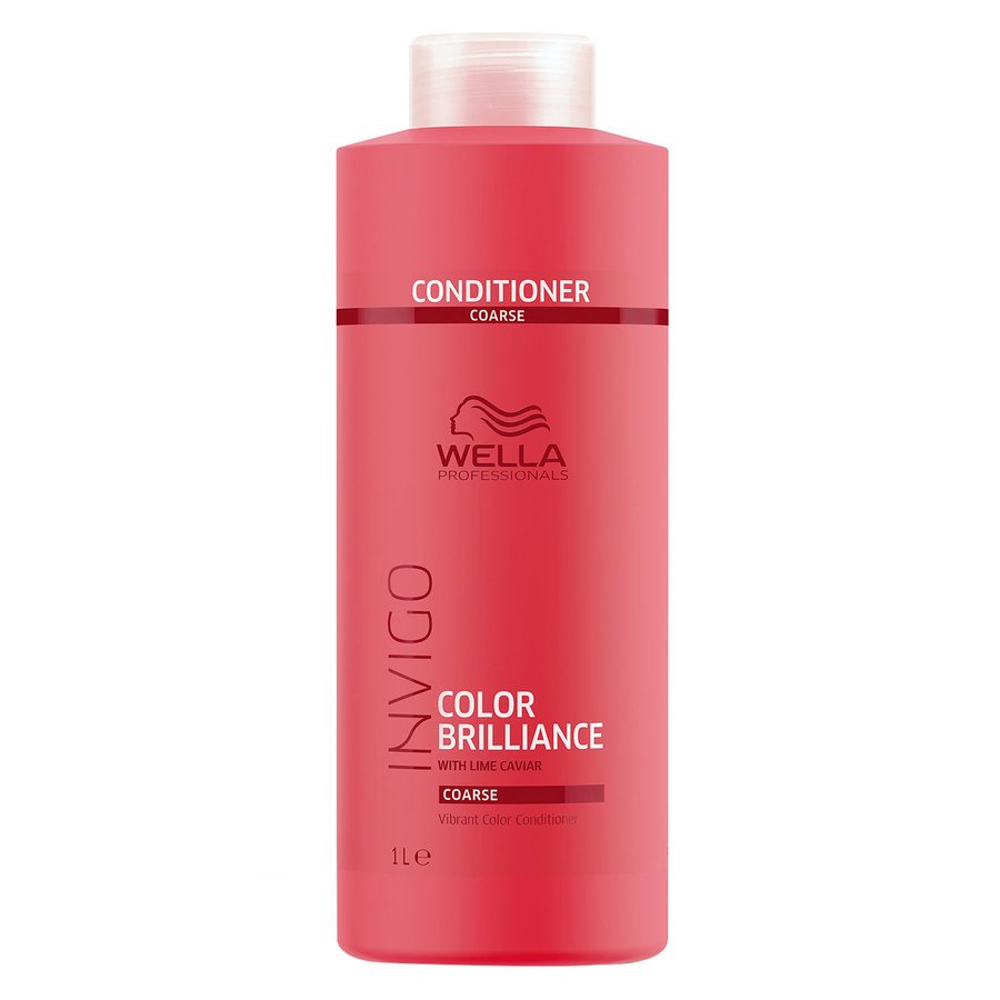 Wella Professionals Invigo Color Brilliance Balsam Coarse (1 l)