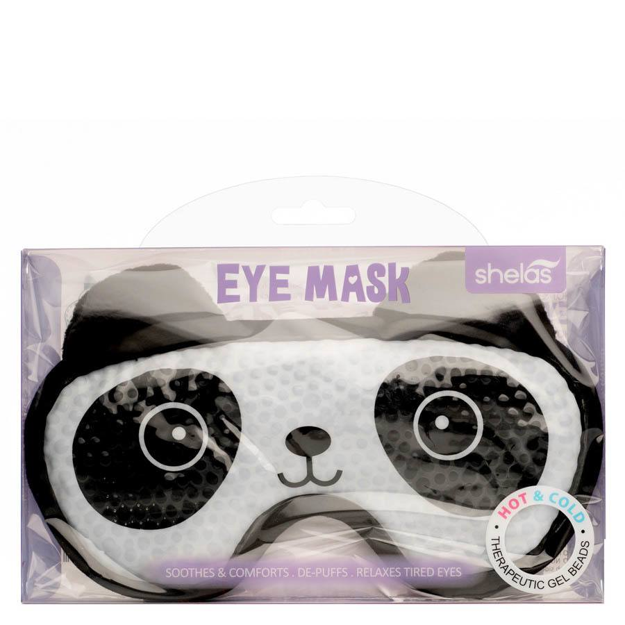Shelas Hot / Cold Gel Beads Eye Mask Panda