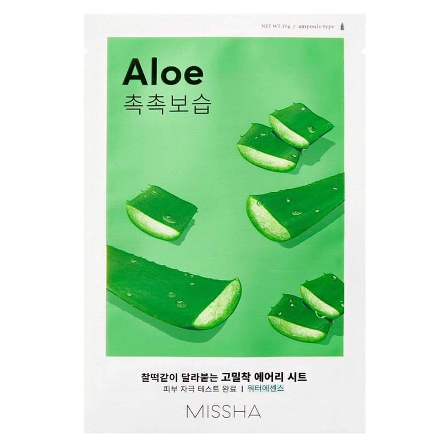 Missha Airy Fit Sheet Mask Aloe (19 g)