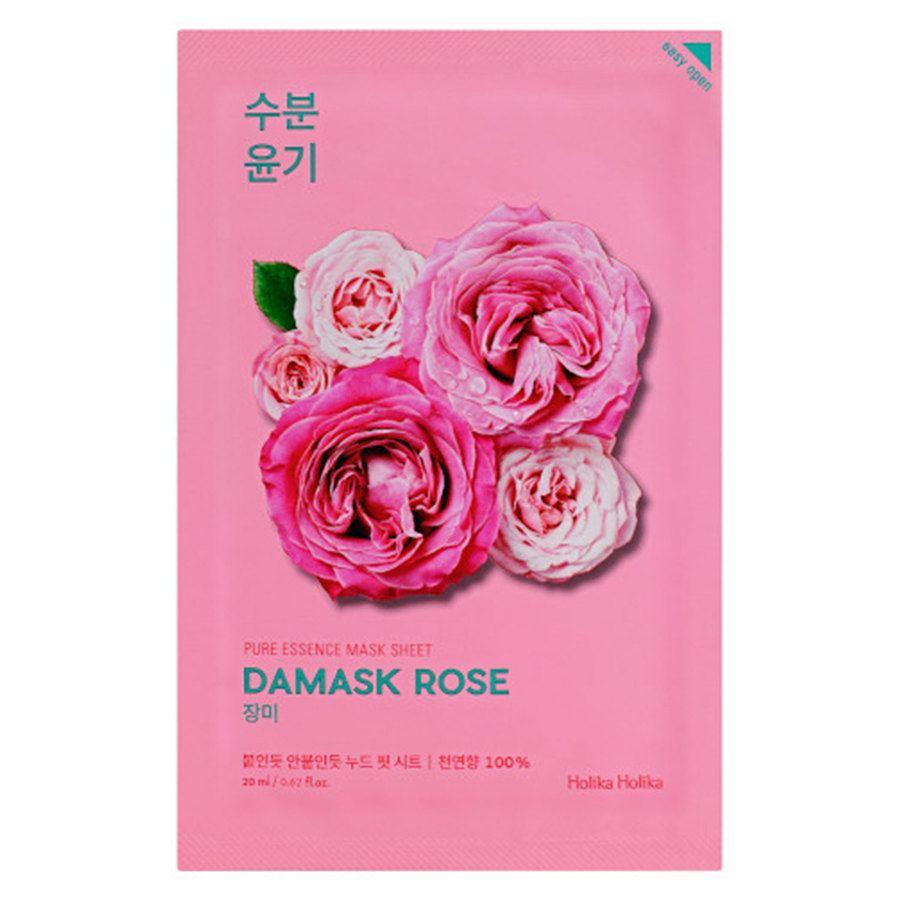 Holika Holika Pure Essence Mask Sheet Damask Rose (20 ml)