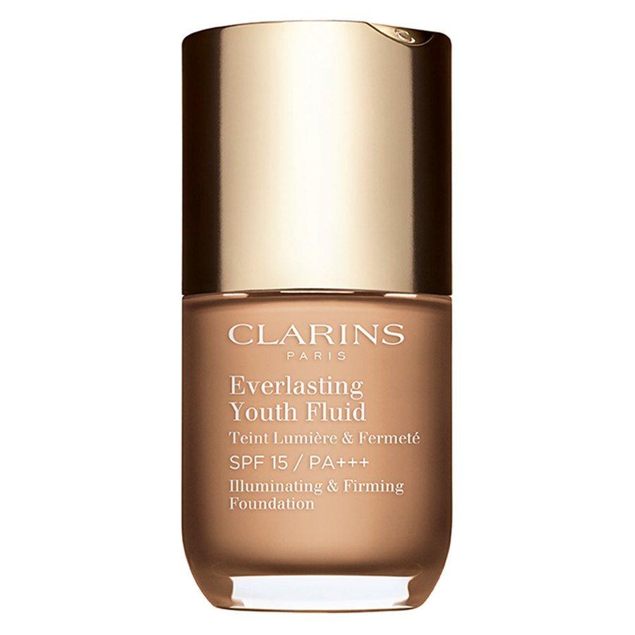 Clarins Everlasting Youth Fluid Foundation 110 Honey 30ml