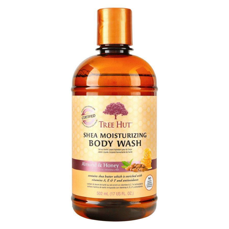 Tree Hut Shea Moisturizing Body Wash Almond & Honey 503 ml